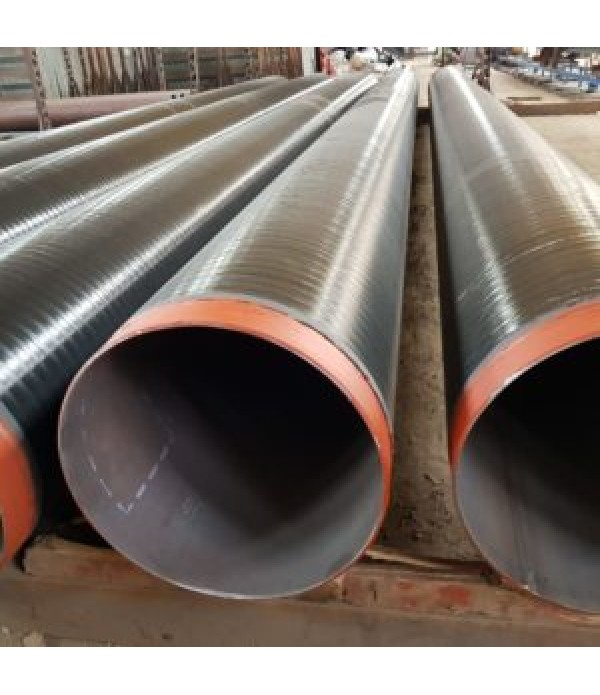 Труба стальная изолированная электросварная Дн.20.0х1.5мм. ГОСТ(ДСТУ) 10704/10705