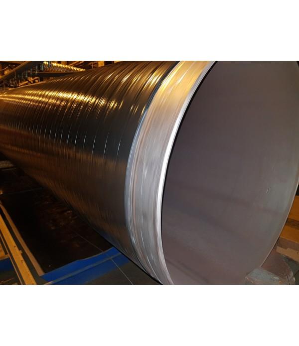 Труба стальная изолированная  водогазопроводная (ВГП) Ду6мм Дн10,2х1,8мм ГОСТ(ДСТУ) 3262-78