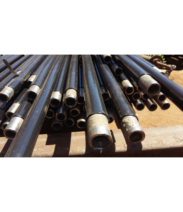 Труба стальная изолированная  водогазопроводная (ВГП) Ду 40мм. Дн 48.0x3.5мм. ГОСТ (ДСТУ) 3262-75