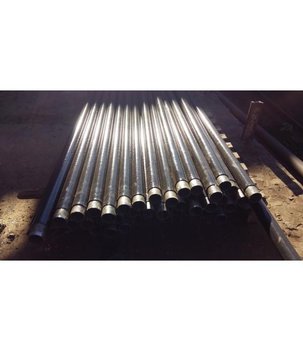 Труба стальная изолированная  водогазопроводная (ВГП) Ду 10мм. Дн17.0x2.8мм. ГОСТ (ДСТУ) 3262-75