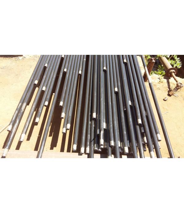 Труба стальная изолированная  водогазопроводная (ВГП) Ду 20мм. Дн 26.8x2.8мм. ГОСТ (ДСТУ) 3262-75